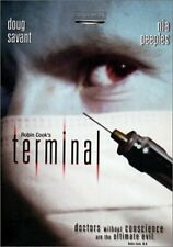 Like New FS DVD Terminal Doug Savant Nia Peeples Michael Ironside Roy Thinne