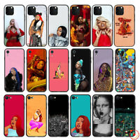 Megan thee stallion Rapper Soft TPU Case for iPhone 11 Pro Xr X XS Max 8 7 6 6s