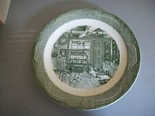 Old Curiosity Shop Vintage Royal China Chop Plate Round Platter