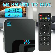 H6 Smart TV Box Android 9.0 Allwinner H6 4K 6K HDR 4GB+32GB WiFi 100M LAN G0X7