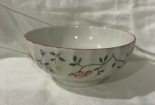 Johnson Brothers Summer Chintz (Made In England,earthenware) Oatmeal Bowl ~ RARE
