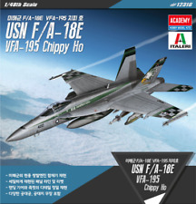 ACADEMY #12316 1/48 Plastic Model Kit USN F/A-18E VFA-195 Chippy Ho