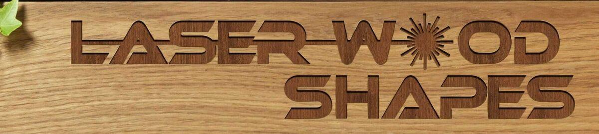 Laser Wood Shapes