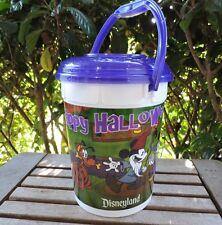 Disney Parks Halloween 2016 Mickey Minnie Popcorn Bucket Souvenir NEW