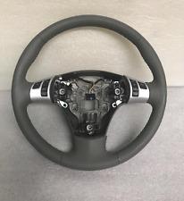 2010-2012 Chevrolet Malibu Steering Wheel Leather Titanium New OEM 20814866