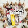 Winter Warm Animal Sleeping Socks Reindeer Underwear Gift Snowman Anklet Socks