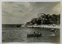 Bulgaria Varna View from Drujba Resort 1960 Postcard (P320)