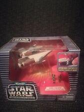 Star Wars Micro Machines Action Fleet A-Wing Starfighter