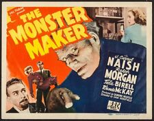 The Monster Maker 1944 J. Carrol Naish ,Wanda McKay Horror, Sci-Fi  DVD