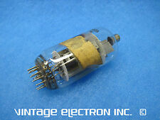 6JS6A (6JS6) Vacuum Tube - BRAND ? - USA - 1970's (TESTED, FREE SHIPPING!!)