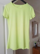 Atmosphere Green T Shirt, Short Sleeves, Stretch, Size 8, VGC