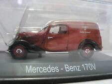 """Schuco Mercedes - Benz 170V German """" Reichspost """""""