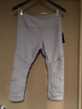Nwt$58 Yoga Women Rbx Sport Fitness Gym Pants, Grey, Sz Large