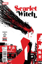 Scarlet Witch (2016) #7 VF/NM