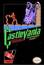 "8-BIT Castlevania Poster - Nintendo Black Box Design 16""x 24"" Fathead Poster"