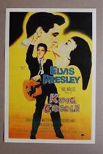 Elvis Presley King Creole Lobby Card Movie Poster