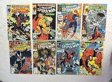 Amazing Spider-Man Marvel Comic Books 322 324 327 328 332 333 344 345 McFarlane