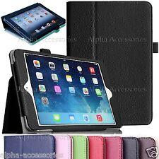 House étui support cuir pour Apple iPad 4 3 2 iPad Mini 4 3 2 iPad Air 2