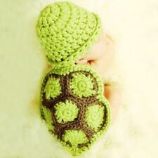 Newborn Baby Photo Props Beanies Crochet Clothes Sets Knitted Caps Photography