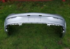 MERCEDES C-CLASS 205 COUPE AMG 2015-ON GENUINE REAR BUMPER SILVER A205 885 8438