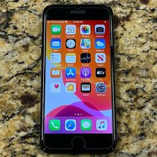 Apple iPhone 7 - 128GB - Jet Black (GSM Unlocked) A1660 CLEAN ESN Smartphone #33