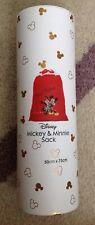 Disney Mickey & Minnie Mouse Christmas Sack New Presents Primark