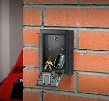 CHIAVE di sicurezza all'aperto SAFE BOX SERRATURA A COMBINAZIONE CHIAVI PARETE SUPPORTO AUTO CASA