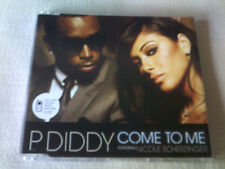 P DIDDY / NICOLE SCHERZINGER - COME TO ME - R&B CD SINGLE
