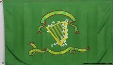 SONS OF ERIN FLAG - 10th TENNESSEE IRISH DIXIE  NEW 3X5 POLYESTER HISTORICAL CSA