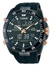 Lorus Watches Sport - reloj color negro