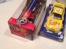 NASCAR Diecast 3 Dale Earnhardt JR ACDelco & Nilla Wafer Chevy WC1/24 Ritz Oreo