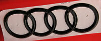 Audi Ringe Schriftzug Emblem A5 Sportback 8T8853742 2ZZ Schwarz Hochglanz