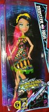 Monster High électrifié Cleo de Nile doll Rare
