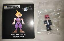 Final Fantasy VII FF7 Polygon Figure Reno Turks NEW Square Enix Official