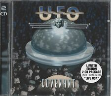 UFO / COVENANT - LIMITED EDITION * NEW & SEALED 2CD * NEU *
