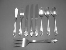 """Hampton Silversmiths Stainless"""" ROSE / IMPRESSIONS MIRROR  Knives Fork Spoons"""