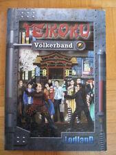 Lodland – Völkerband 2 - Teikoku -- Unter Wasser Rollenspiel Abenteuer Buch