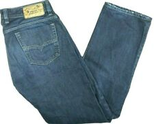 ✰DIESEL Men's VIKER 5 Pocket, Button Fly Logo Denim- Sz 32/32 (Actual 34/32)✰
