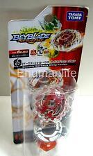 Original Takara Tomy Beyblade Burst B-07 Booster Kerbeus Wing Fusion Red