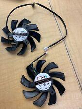 85mm Dual-X Fan FD7010H12S Fr Sapphire HD7870 7950 7970 270X 280X 290 Video Card
