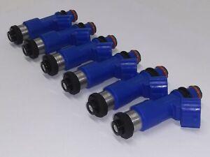 Performance Fuel Injectors Fit Mitsubishi 2012-2006 Eclipse 3.8L Set(6) 565cc