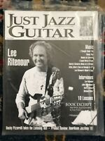 May 2007 Just Jazz Guitar Magazine - Sealed Copy - Lee Ritenour
