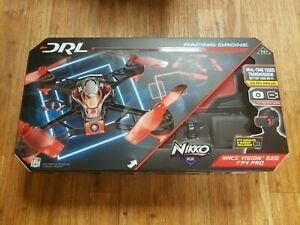 2017 NIKKO AIR RACE VISION 220 FPV PRO DRL RACING DRONE--NEW--UNOPENED