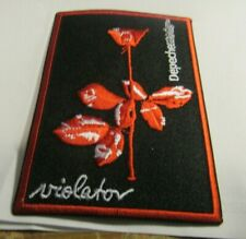 Depeche Mode Patch New Limited Production Collectible