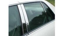 Cadillac DEVILLE 1997 1998 1999 CHROME PILLAR POST 6 PIECE SET!!