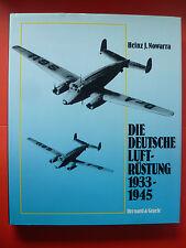 """""""DIE DEUTSCHE LUFT-RÜSTUNG 1933-1945""""-Bd 4/ ZEPPELIN,MIAG-HEINZ J. NOWARRA-1993-"""