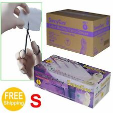 1000/Cs Disposable Powder-Free Latex Medical Exam Gloves (Nitrile Vinyl Free)  S