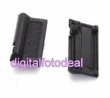 2x Canon A-1 Ae-1 Program Ae-1P Battery Door Lid Cap Cover