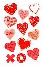Mrs Grossmans Valentine Cookies Sticker Sheet BN & NLA