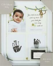 C.R. Gibson First Prints Baby Keepsake Frame